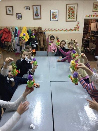 Роботы детей выполненные по мк http://stranamasterov.ru/node/1062283?k=all&u=4507  фото 5