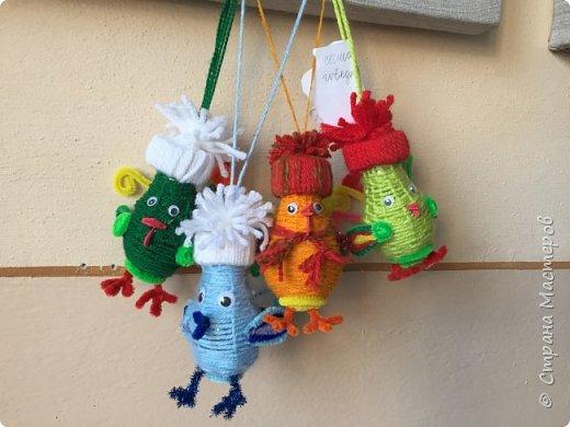Роботы детей выполненные по мк http://stranamasterov.ru/node/1062283?k=all&u=4507  фото 1