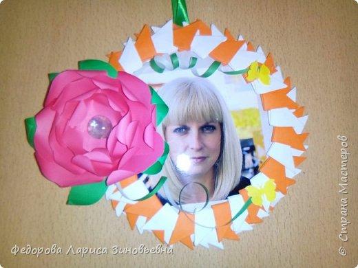27 ноября наша страна отмечает День Матери. К этому празднику мои ученики  4 класса на уроках кружка изготовили своим мамам удивительные рамочки для фото.  фото 1