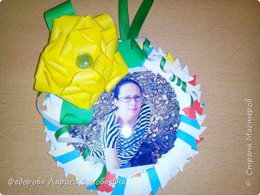 27 ноября наша страна отмечает День Матери. К этому празднику мои ученики  4 класса на уроках кружка изготовили своим мамам удивительные рамочки для фото.  фото 2