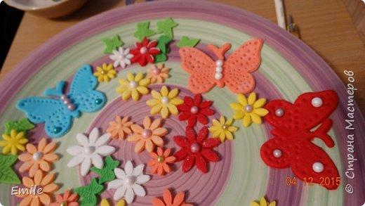 Заготовки цветов  и листочков для украшения торта фото 3