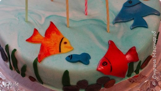 Заготовки цветов  и листочков для украшения торта фото 17