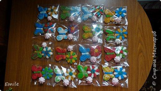 Рождественское имбирное печенье с карамельным витражем фото 5