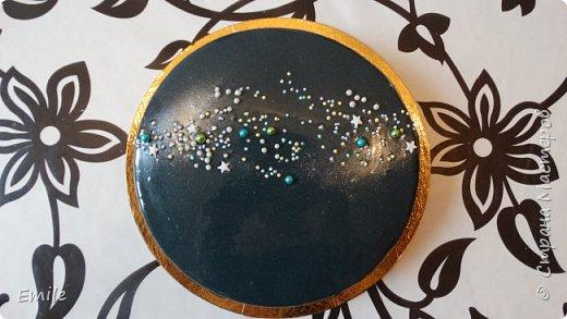 Муссовое пирожное с зеркальной глазурью фото 4