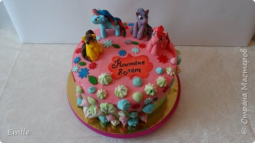 Заготовки цветов  и листочков для украшения торта фото 13