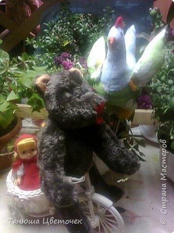 Петух и курица -подушки фото 4