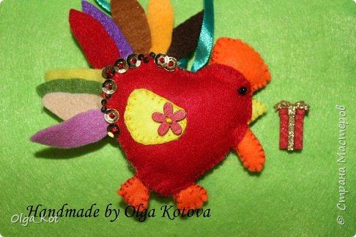 Сердечные петушки фото 4