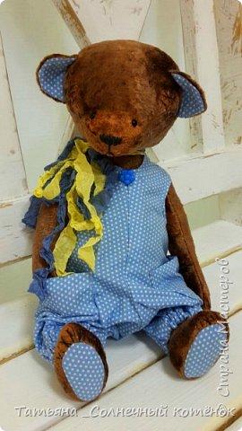 Тедди-мишка Трюфель фото 1