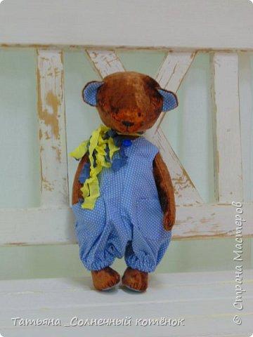 Тедди-мишка Трюфель фото 3