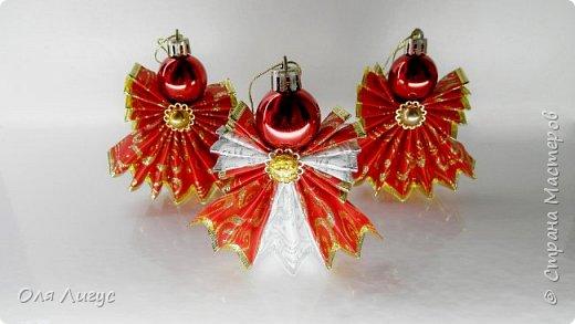 Рождественский АНГЕЛ /ёлочное украшение фото 2