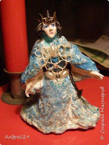Снежная королева фото 1