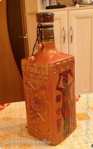"""бутылка """"Африка"""" фото 2"""