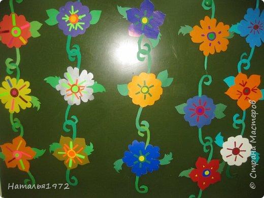 Цветочные гирлянды фото 1