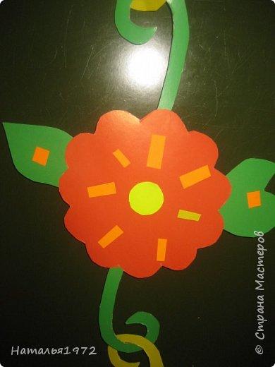 Цветочные гирлянды фото 2