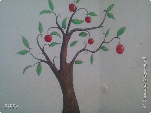 Яблоня на кухне) фото 1