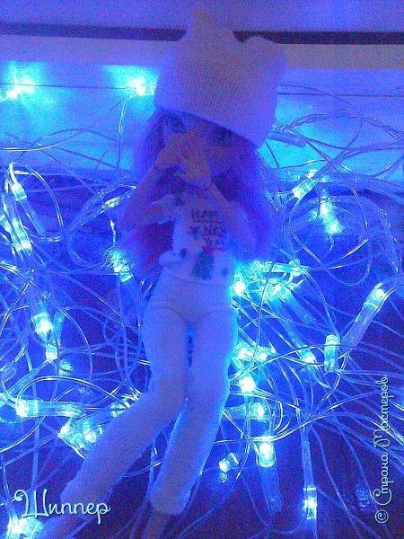Йо,ребят :3 Насмотревшись русского ютуба,различных DIY, и прочего я решила уже начинать подготовку к Новому годуё Первой жертвой снова стала Стефания фото 6