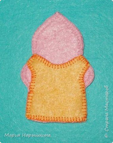 Пальчиковая кукла «Внучка» фото 6