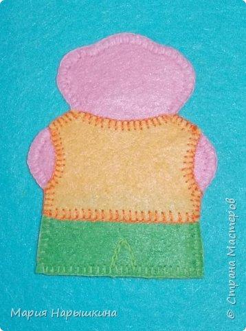 Пальчиковая кукла «Внучка» фото 18