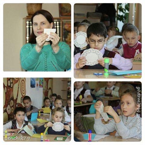 Поздравляю всех Мамочек с днем Мамы! К этому замечательному дню я подготовила для школьников мк, чтобы они поздравили своих Мамочек. Вот такие открыточки послужили для них примером.  фото 2