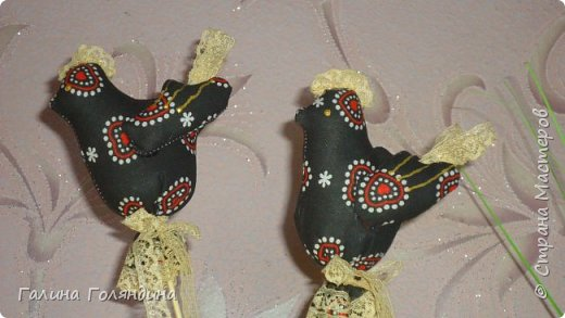 Петушки и курочки . фото 1