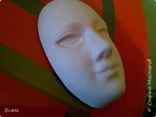 Сегодня покажу как отлить маску по форме.Возможно кому то и пригодиться мой МК. фото 8