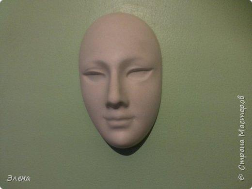 Сегодня покажу как отлить маску по форме.Возможно кому то и пригодиться мой МК. фото 1