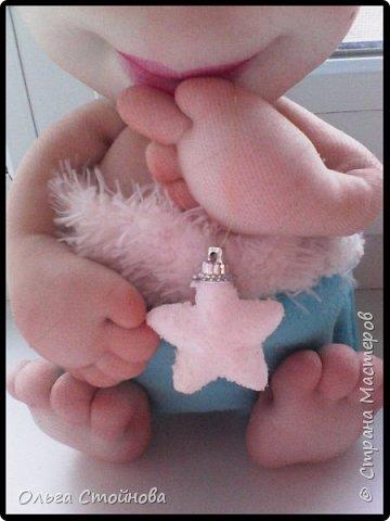 Малыш в мешочке фото 3