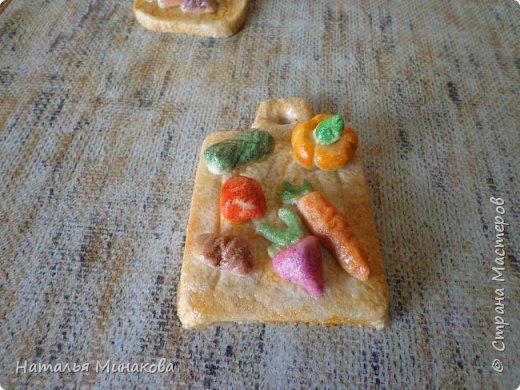 """К празднику """"День матери"""" мои ученики сделали магниты на холодильник. фото 5"""