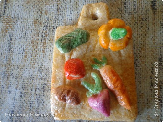 """К празднику """"День матери"""" мои ученики сделали магниты на холодильник. фото 6"""