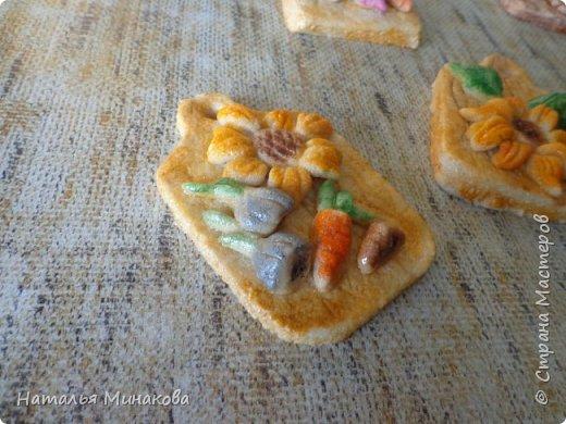 """К празднику """"День матери"""" мои ученики сделали магниты на холодильник. фото 3"""