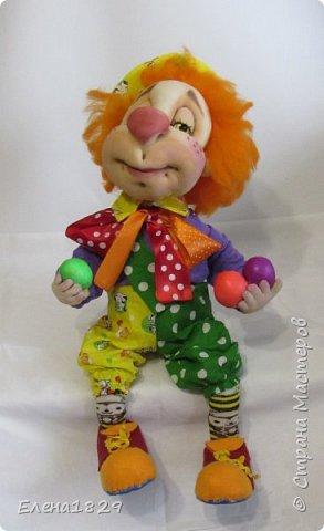 Клоун Вася фото 1