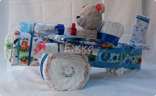 Памперсные подарки фото 2