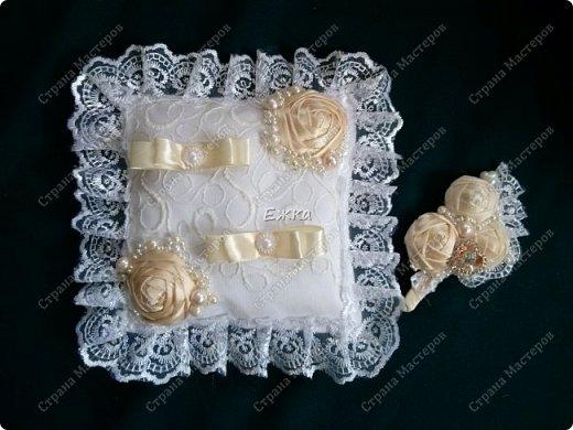 Букет невесты фото 6