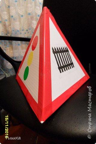 Такое ёлочное украшение сделала для детского сада внучке. фото 3