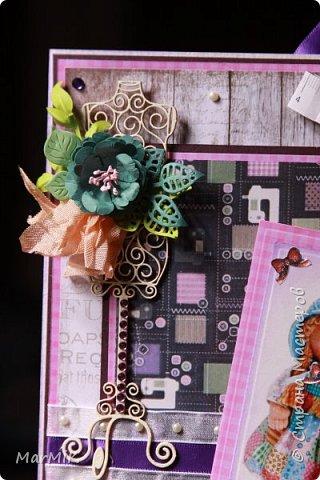 Приветствую жителей Страны !!!! Поздравляю всех мамочек с праздником !!!! Любви и счастья !!!! Сегодня совсем немного работ, но много фотографий )) Первый конверт для дисков, свадебный.... фото 13