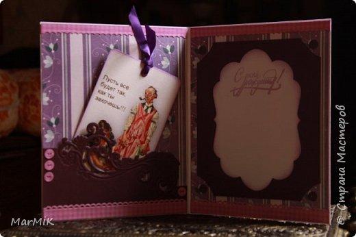 Приветствую жителей Страны !!!! Поздравляю всех мамочек с праздником !!!! Любви и счастья !!!! Сегодня совсем немного работ, но много фотографий )) Первый конверт для дисков, свадебный.... фото 27