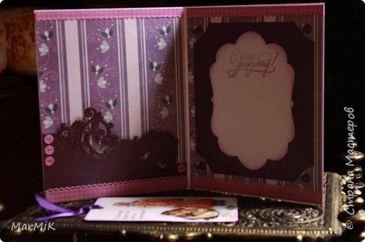 Приветствую жителей Страны !!!! Поздравляю всех мамочек с праздником !!!! Любви и счастья !!!! Сегодня совсем немного работ, но много фотографий )) Первый конверт для дисков, свадебный.... фото 28