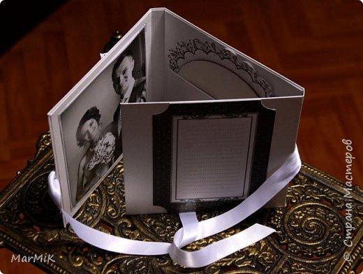 Приветствую жителей Страны !!!! Поздравляю всех мамочек с праздником !!!! Любви и счастья !!!! Сегодня совсем немного работ, но много фотографий )) Первый конверт для дисков, свадебный.... фото 10