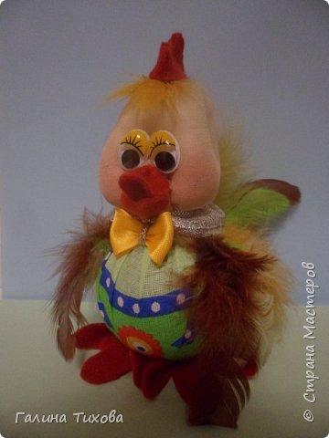 Новогодние петушки. фото 1