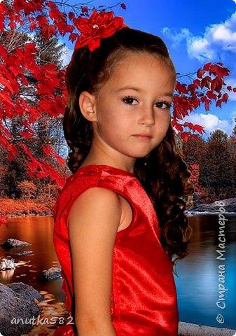 Платье для дочери  фото 7