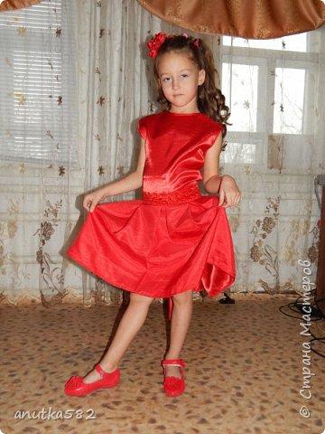 Платье для дочери  фото 3