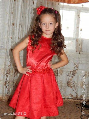 Платье для дочери  фото 1