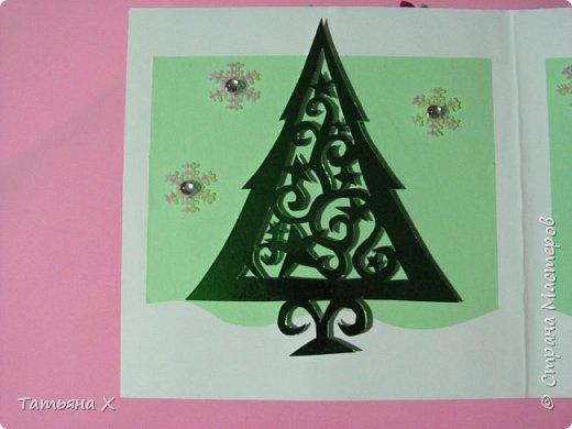 Рождественская открытка. фото 3