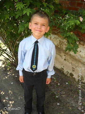Краватка для випускного в садочку фото 1
