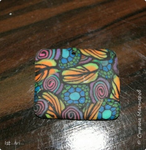 мои поделки из полимерной глины фото 4