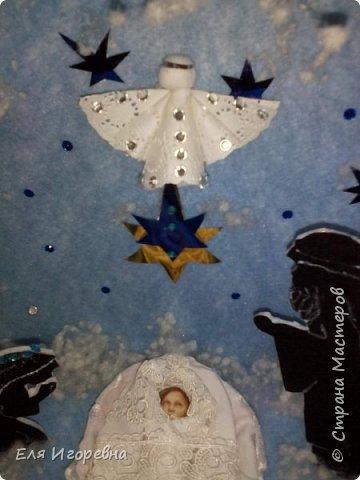"""Макет """" Светлое Рождество Христово"""". Мы на Кубани уже готовимся к этому светлому празднику... Работа выполнена на краевой конкурс. Спешу поделиться ею с вами ... фото 3"""