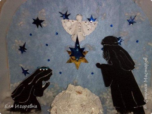 """Макет """" Светлое Рождество Христово"""". Мы на Кубани уже готовимся к этому светлому празднику... Работа выполнена на краевой конкурс. Спешу поделиться ею с вами ... фото 2"""