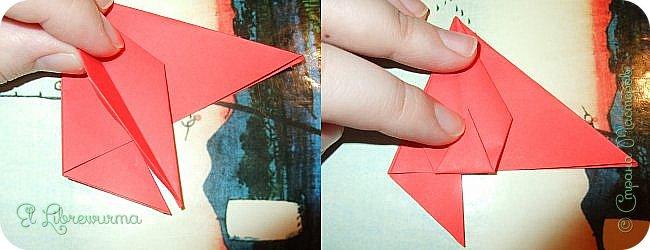 """Я немного пурист от оригами: модель должна быть сложена из квадратного, на худой конец, прямоугольного листа, ножницы и клей — табу. Соответственно, кусудамы клеевой сборки я презирала. Исключение было сделано лишь для этой и ещё одной модели, которые обе на клею, однако у них есть веское оправдание. Модель """"Цветочный шар"""" классическая, аутентичная и древняя настолько, что имя создателя потерялось во тьме веков, как и у другой кусудамы, которая так и называется — """"Классическая"""". Именно мысль, что сами древние японцы не гнушались использовать клей, и примирила меня с его использованием))) фото 12"""