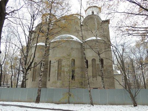 Москва. Церковь Николая Чудотворца в Бирюлёве. фото 2