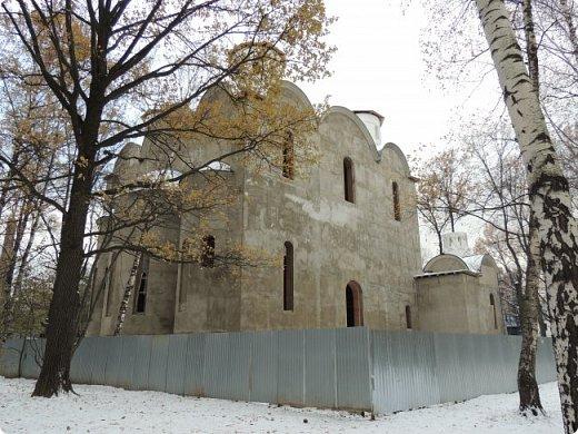 Москва. Церковь Николая Чудотворца в Бирюлёве. фото 3